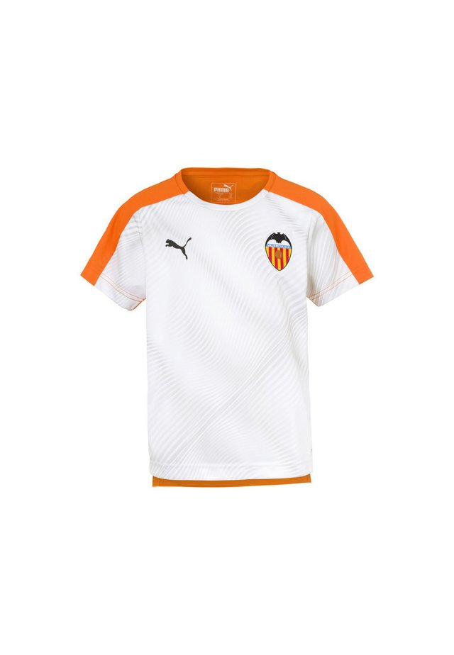 VALENCIA - Club wear - vibrant orange-puma white