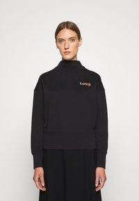 HUGO - DAKERSTIN - Športni pulover - black - 0