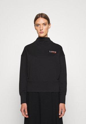 DAKERSTIN - Športni pulover - black