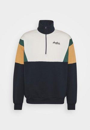 CREW COLIN UNISEX - Sweatshirt - marino/marfil