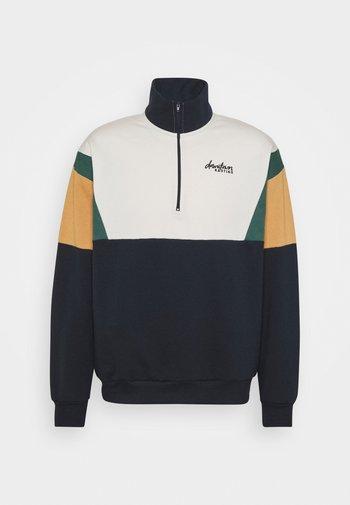 CREW COLIN UNISEX - Sweater - marino/marfil