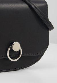 Seidenfelt - KALMAR - Across body bag - black - 2