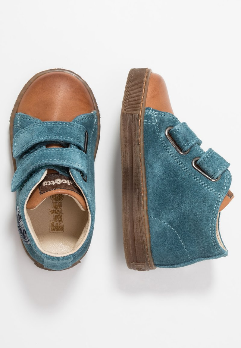 Falcotto - MICHAEL - Touch-strap shoes - teal