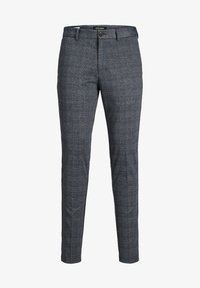 Jack & Jones - Bukser - dark grey - 0