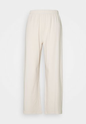 WIDE LEG TROUSERS - Pantalon de survêtement - pink