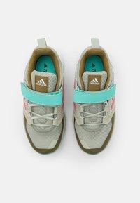 adidas Performance - TERREX TRAILMAKER - Trekingové boty - halo green/hazy rose/acid mint - 3