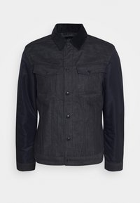 ARC 3D SLIM PADDED - Denim jacket - kir denim/raw denim