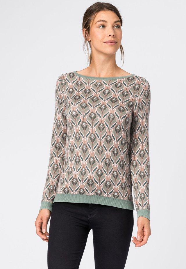 JACQUARD - Pullover - multicolor
