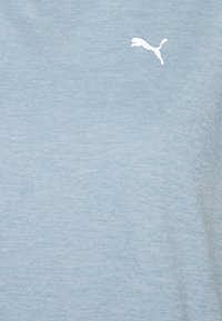 Puma - RUN FAVORITE TEE  - Print T-shirt - blue fog heather - 2