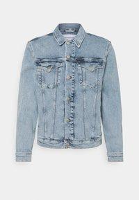 Calvin Klein Jeans - FOUNDATION JACKET - Spijkerjas - denim light - 0