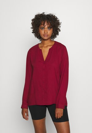 ONLHAPPI - Blouse - pomegranate