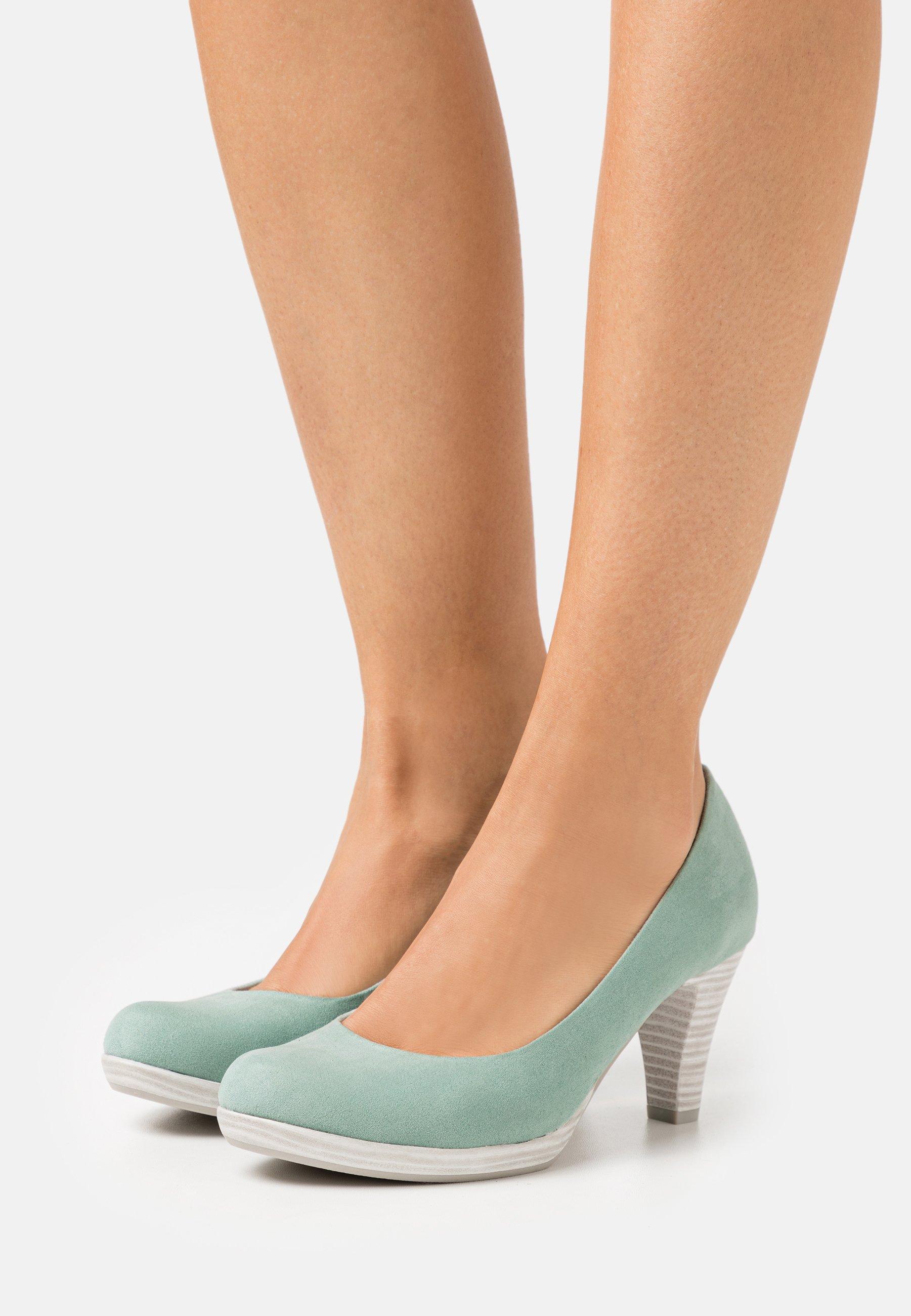 Women COURT SHOE - Platform heels