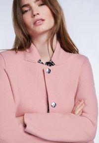 SET - Classic coat - rose - 4