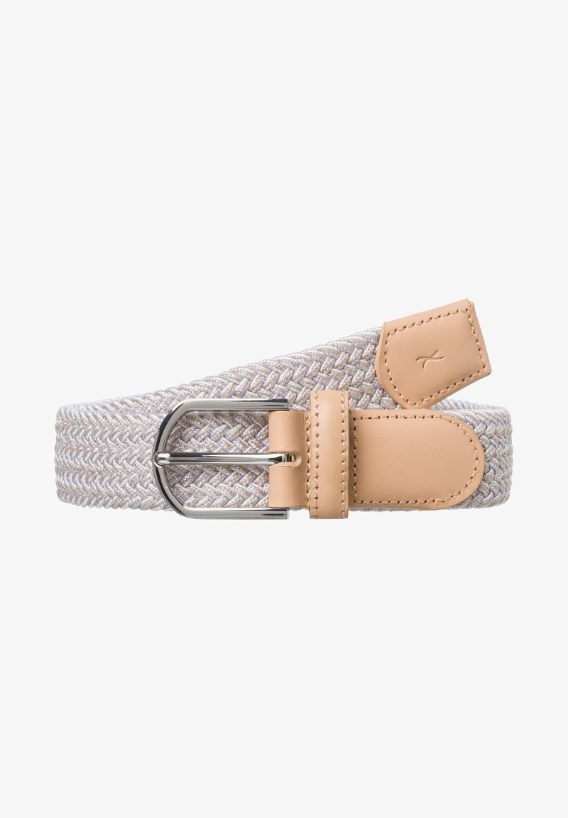 BRAX - STYLE CEINTURE POUR FEMME - Braided belt - offwhite