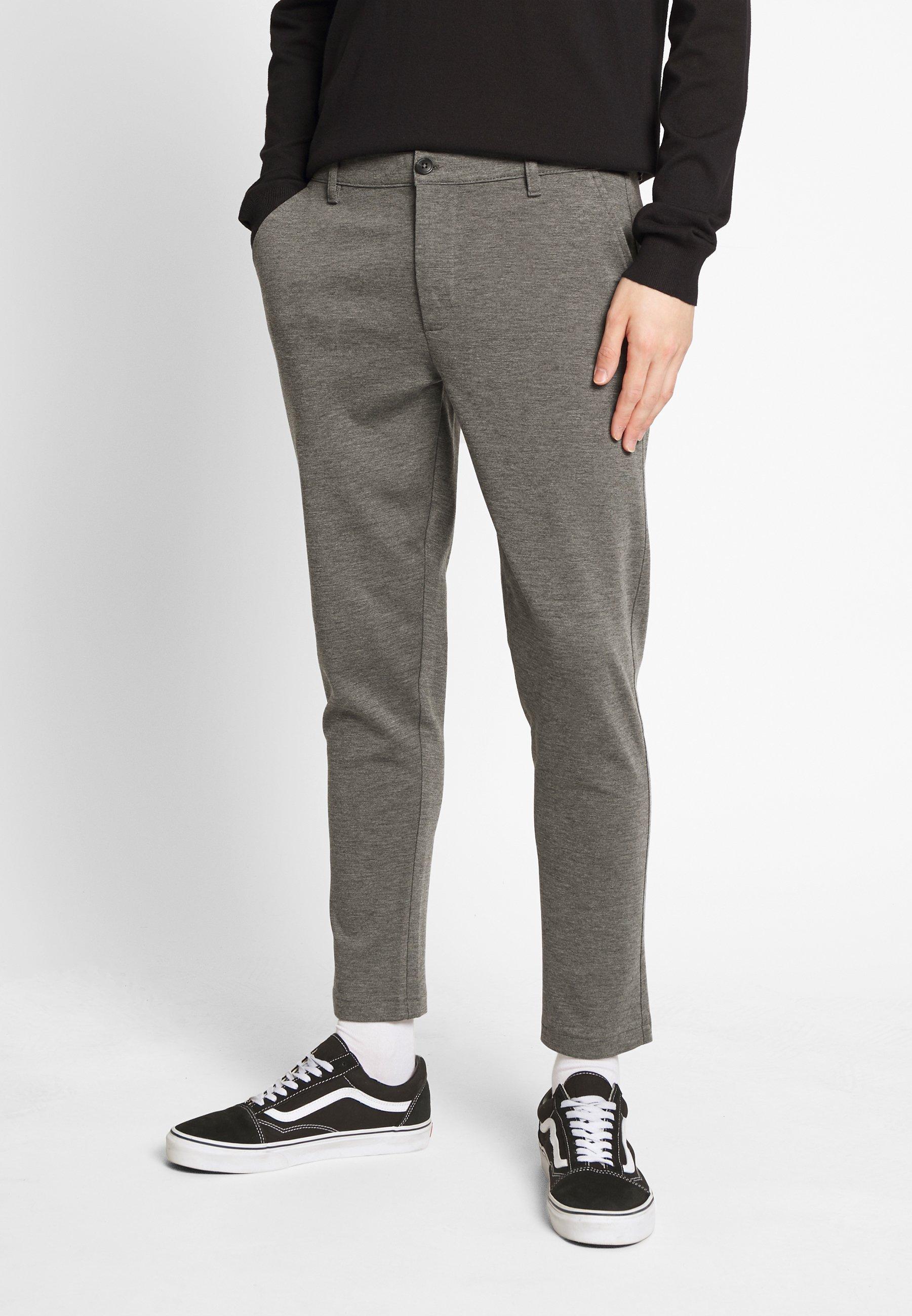 Men PANTS DAVE BARRO - Trousers