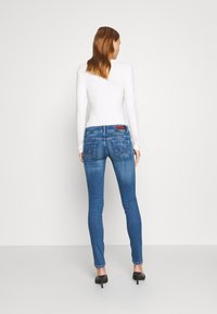 LTB - MOLLY - Slim fit jeans - elenia wash - 2