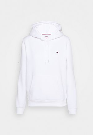 REGULAR HOODIE - Sweat à capuche - white