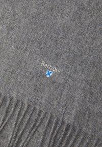 Barbour - PLAIN SCARF UNISEX - Scarf - light grey marl - 3