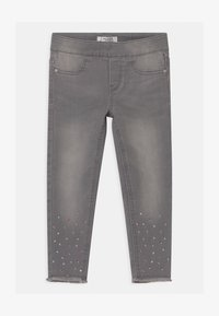 Lindex - MINI SABINA - Jeans slim fit - grey denim - 0