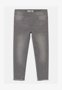 Lindex - MINI SABINA - Slim fit jeans - grey denim - 0