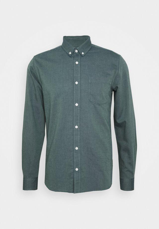 ONSALVARO OXFORD - Overhemd - turquoise