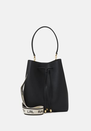 CLASSIC PEBBLE DEBBY - Handbag - black