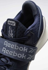 Reebok - LEGACY LIFTER II SHOES - Trainers - blue - 8