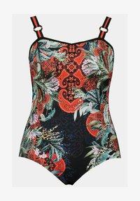 Ulla Popken - Swimsuit - multicolor - 1