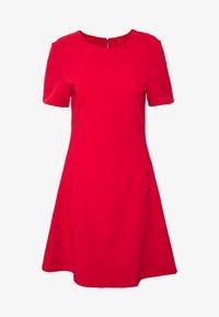 HUGO - NAREI - Jersey dress - red - 4