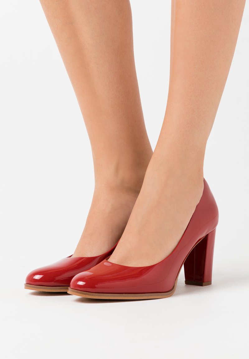Clarks - KAYLIN CARA  - Escarpins - red