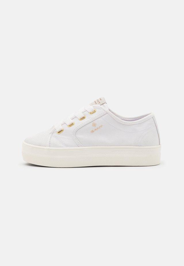 LEISHA  - Sneakers - white