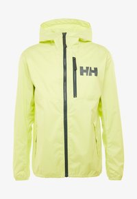 Helly Hansen - BELFAST PACKABLE JACKET - Impermeable - sunny lime - 4
