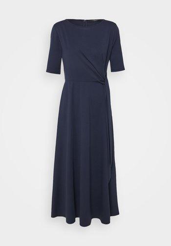 GERANIO - Jersey dress - blue
