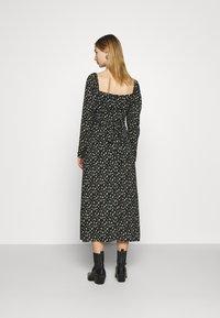Fashion Union - TITAN DRESS - Day dress - black - 2