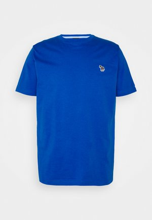 MENS ZEBRA - Basic T-shirt - royal