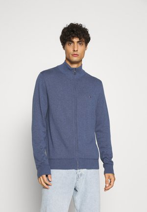 ZIP THROUGH - Kofta - blue