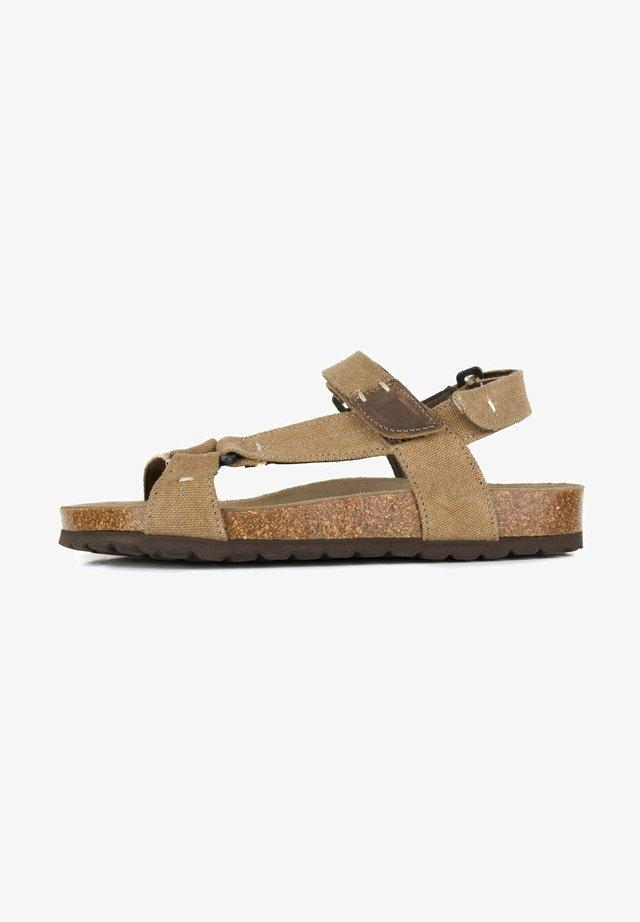 Sandals - leder
