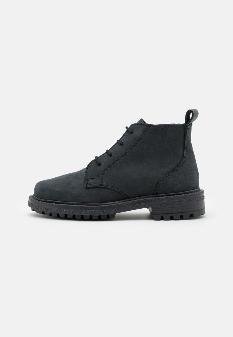 DECHASE - OCHA UNISEX - Lace-up ankle boots - black