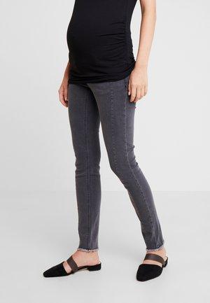 PANTS - Slim fit jeans - grey dark wash