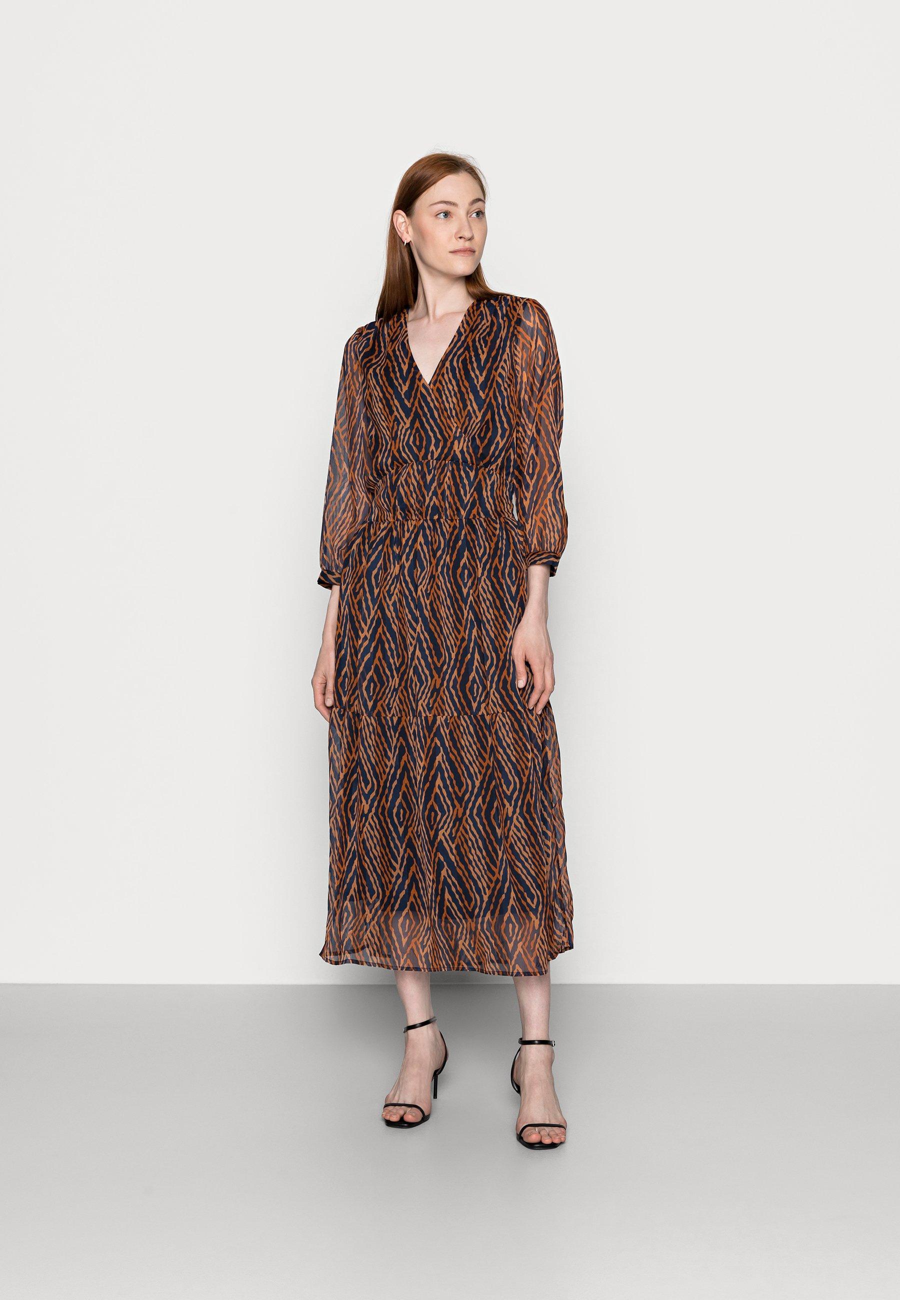 Donna YASANIMEA MIDI DRESS - Vestito lungo
