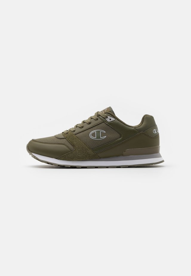 SHOE C.J. - Sneaker low - olive