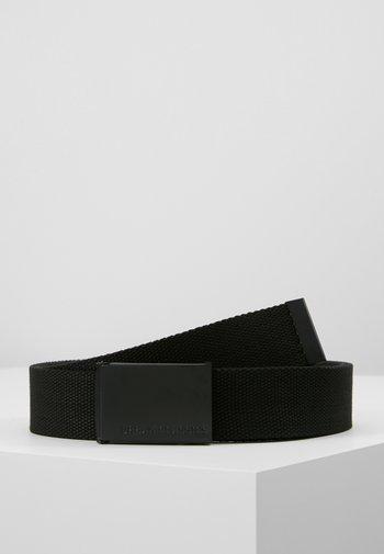BELTS - Pásek - black