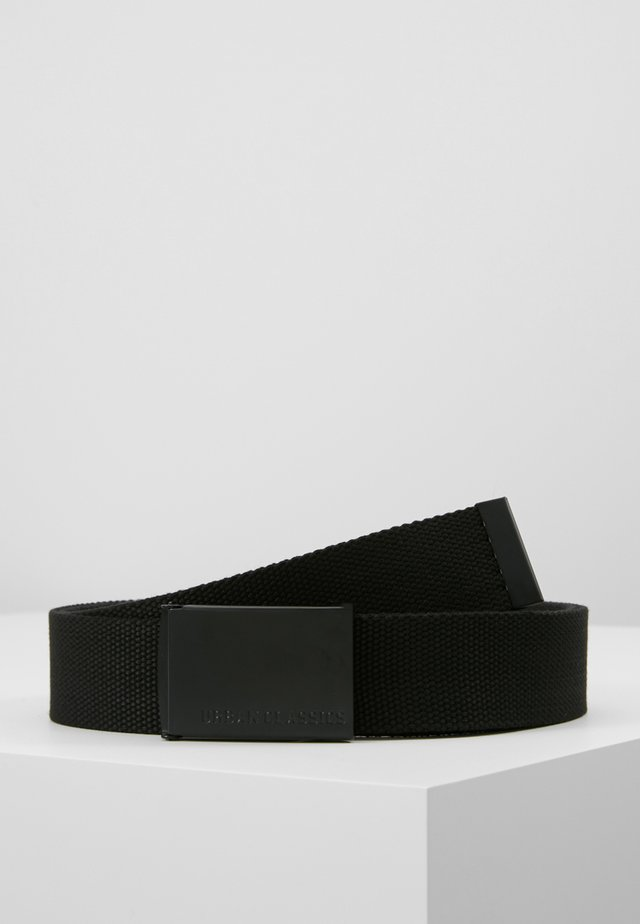 BELTS - Bælter - black