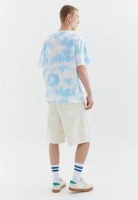 PULL&BEAR - FLORIDA GATORS - Print T-shirt - light blue - 2