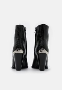 The Kooples - BOTTINES - High heeled ankle boots - black - 3