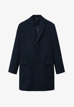 DART-I - Manteau classique - dunkles marineblau