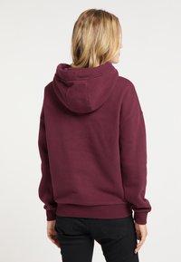 DreiMaster - Sweatshirt - bordeaux - 2