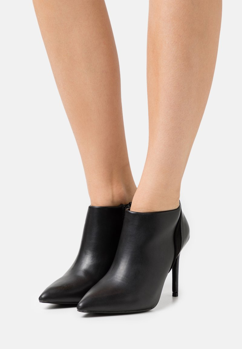 Wallis - ARCHIE - High heeled ankle boots - black