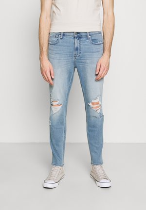 Slim fit jeans - medium wash