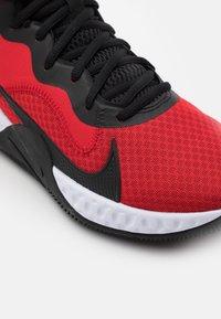 Nike Performance - RENEW ELEVATE - Chaussures de basket - university red/black/white - 5